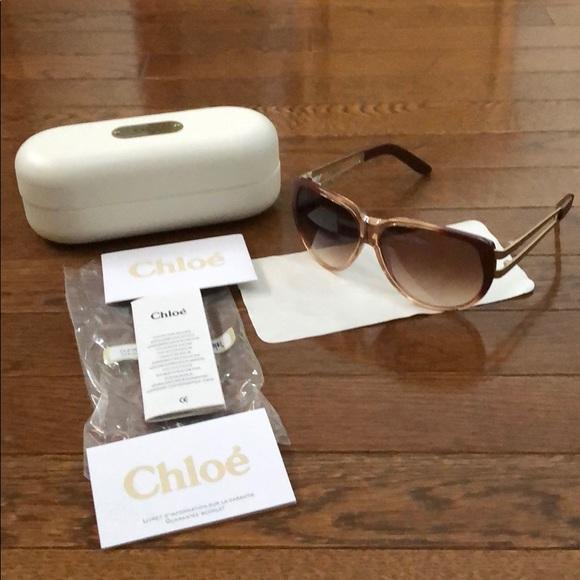 ce4f07aaa09b Chloe sunglasses - New